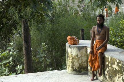 Pilgrim in Rishikesh_0039