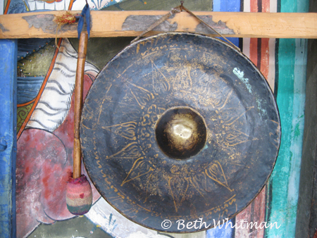 gong in Bhutan