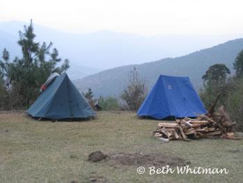 Bhutan Tents