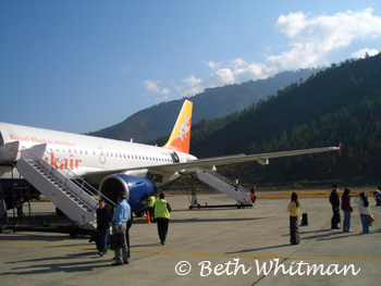 Druk Air in Paro