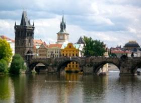 Prague St Charles