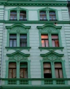 Prague bldg