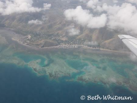 Papua New Guinea Coastline