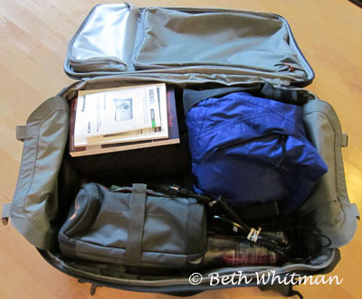 """Briggs & Riley 22"""" Carry-on Bag Review"""