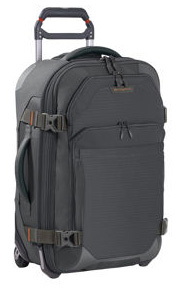 """Briggs & Riley BRX Explore 22"""" upright carry-on"""