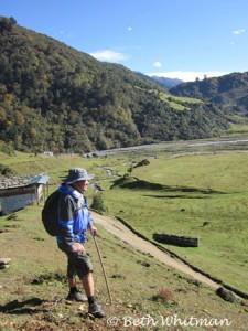 Bhutan trek guide