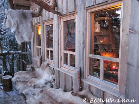 Treetop Hut in Hamar, Norway