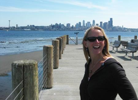 Beth Whitman in Seattle