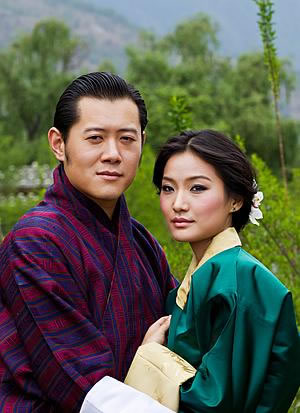 Bhutan King Announces Wedding – Flights Filling for Trek in ...