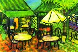 Cafe Coco in Kauai