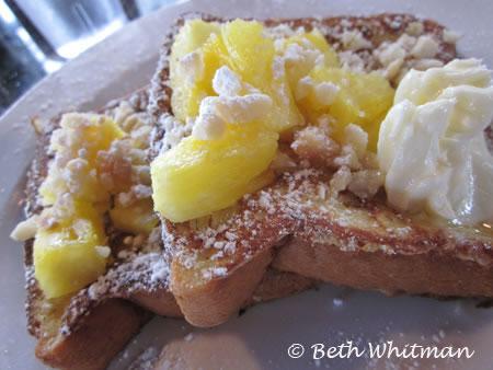 Kauai Kalaheo Coffee Company Breakfast