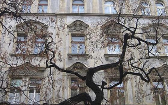 Prague-facade