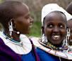 maasai women;