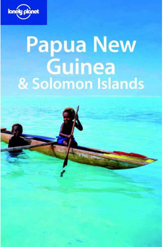 Papua New Guinea Lonely Planet
