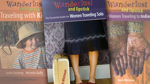 Buy a Wanderlust and Lipstick Guide!