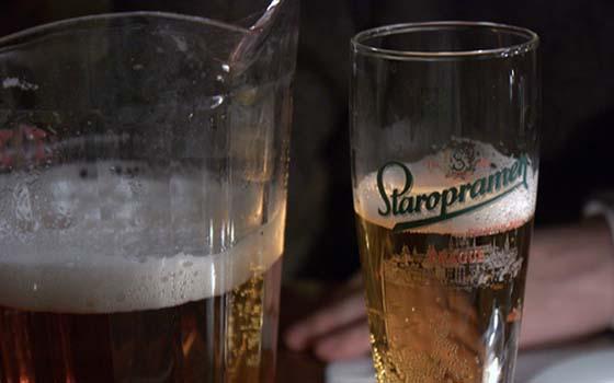 Hungarian-beer