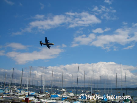 Seafair in Seattle
