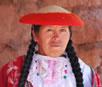 Woman in Peru
