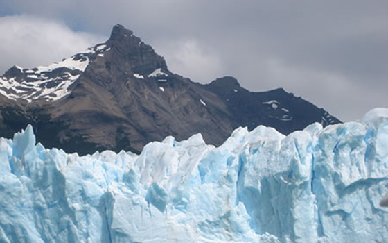 Argentina-mountain-and-glacier