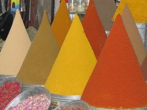 Spice mounds