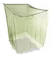 Mombasa mosquito net outback single