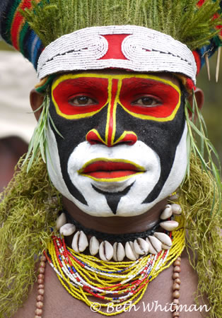 Papua New Guinea Mt Hagen Tour