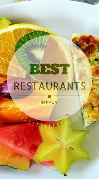 Best Kauai Restaurants Wanderlust And Lipstick