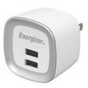 Energizer Dual USB wall charger