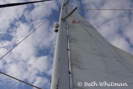 Sails on the Kohala Coast