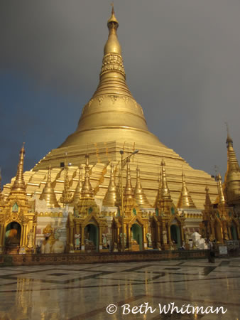 Burma Photos (Part I – Temples)