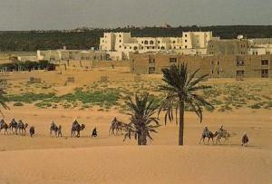 Douz Sahara