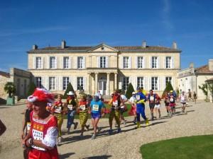 Marathon du Medoc Runners
