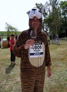 Marathon du Medoc Tiger