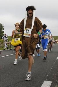 Marathon du Medoc Walrus