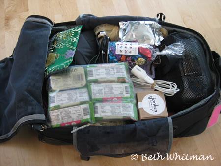 Carry-on Bag Full