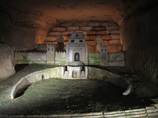 Castle in the Catacombs