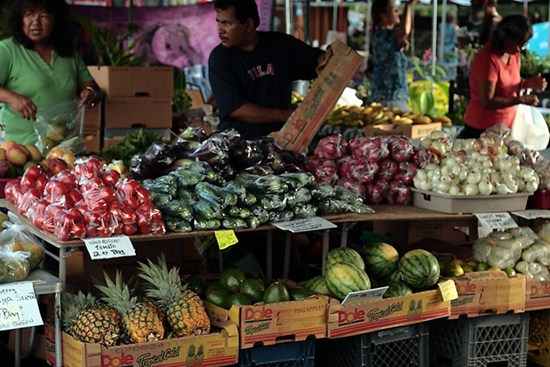 Hawaii Farmers Market