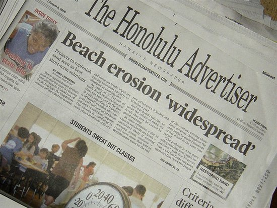 The Honolulu Advertiser