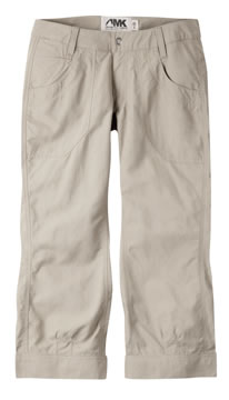 Mountain Khaki Capris
