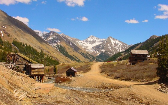 Silverton Camp Mining
