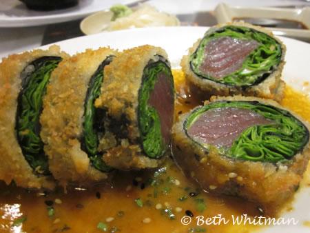 Sushi on Hawaii Island