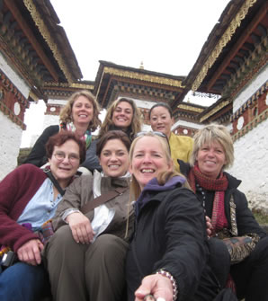 Bhutan Women-only Cultural Tour Announced!
