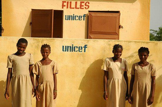 Togo School Girls