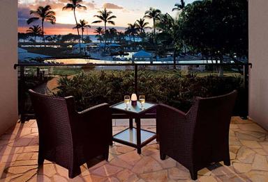 Marriott Room view
