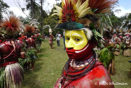 Papua New Guinea Mt. Hagen Festival