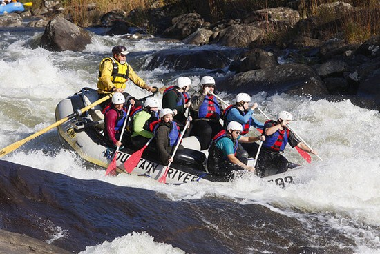 Whitewater Rafting Upper Gauley