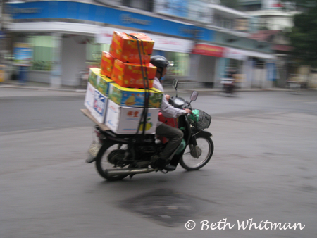Cargo Bikes in Vietnam ~ Photo of the Day