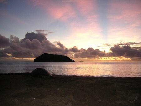Moheli Sunset