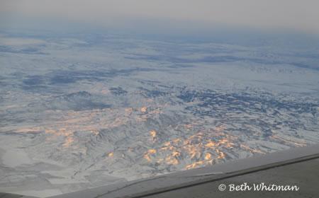 Salt Lake City Sunrise