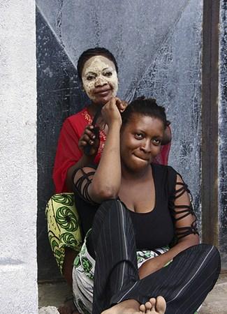 Women of Comoro Islands